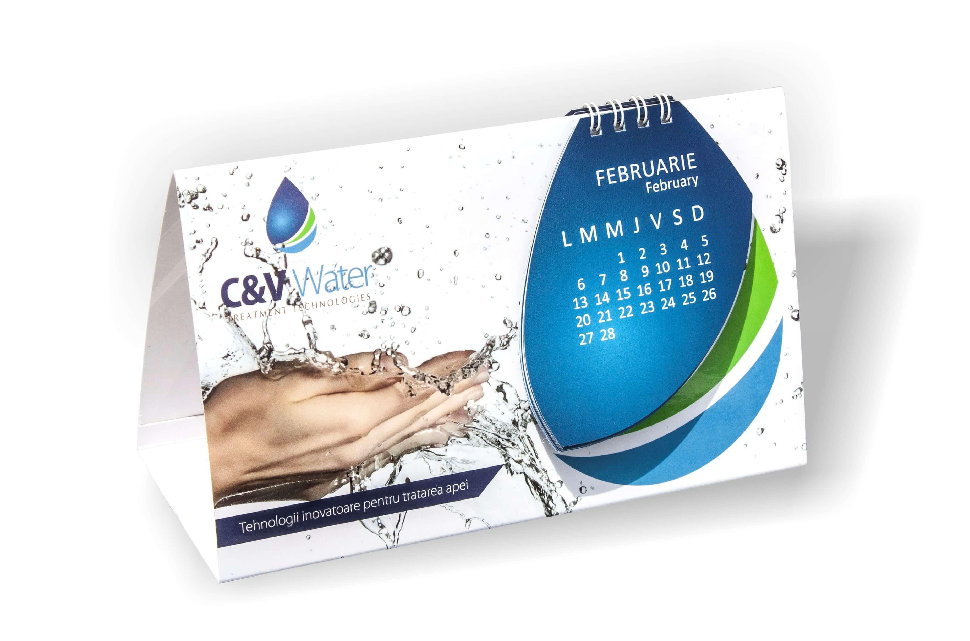 Calendare Birou 01
