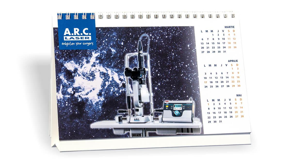 Calendare Birou 08