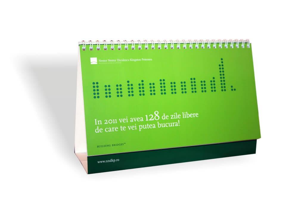 Calendare Birou 09