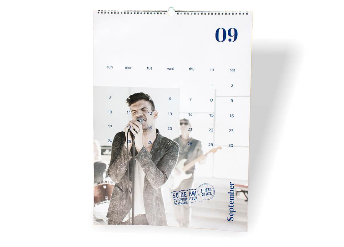 Calendare Perete 01