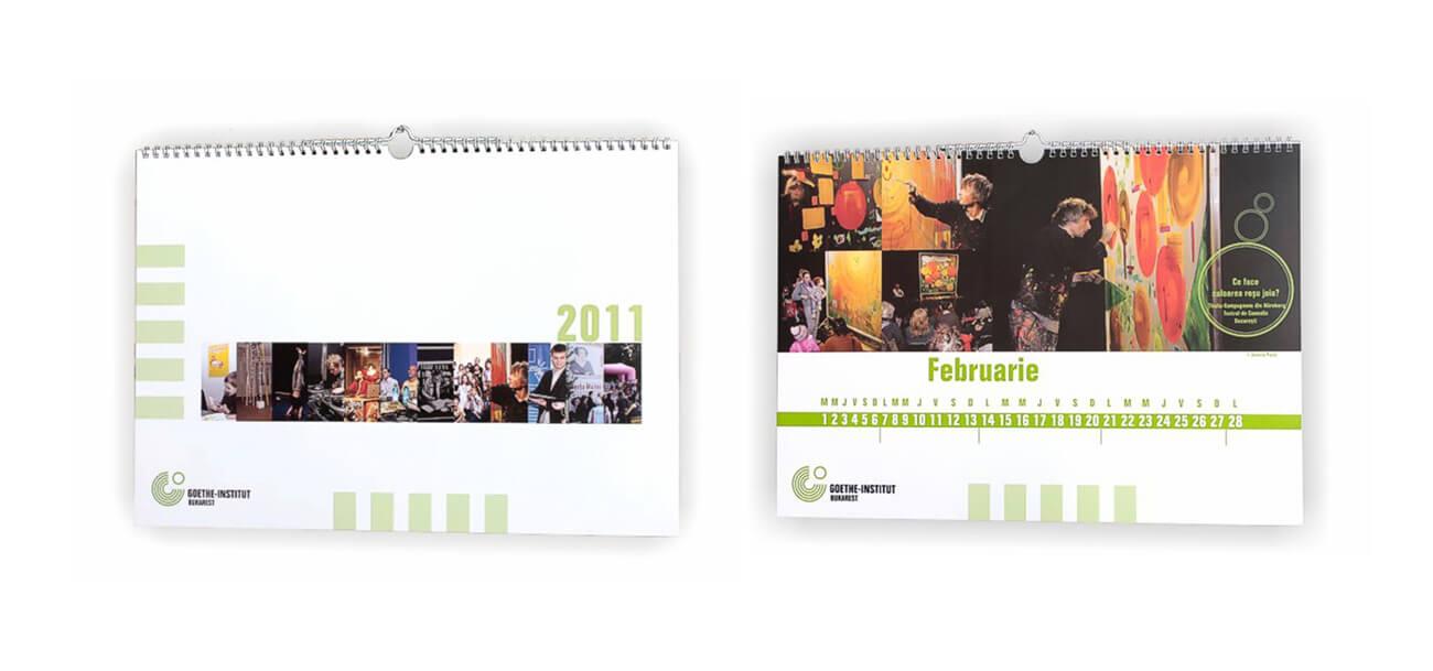 Calendare Perete 07