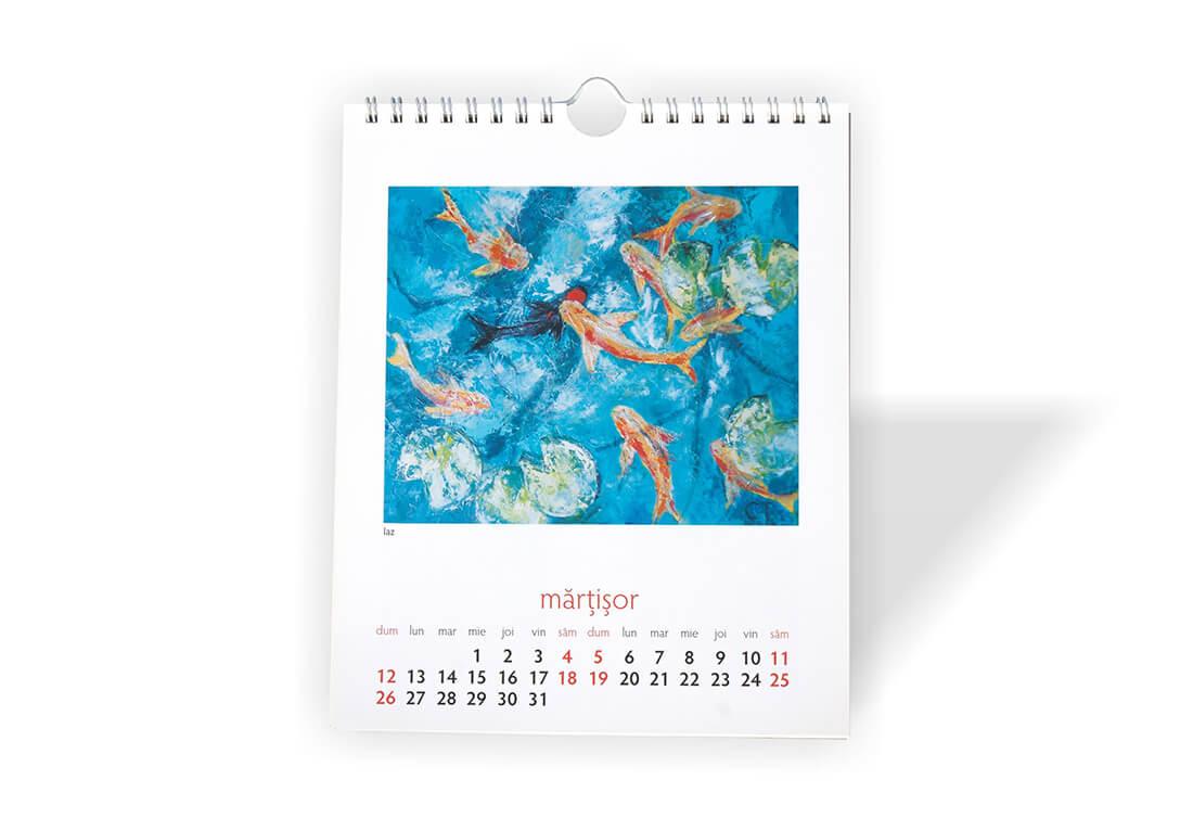 Calendare Perete 08