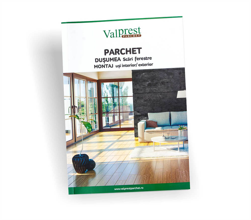 Cataloage 16 Catalog parchet Valprest
